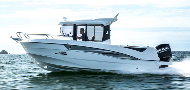 Beneteau Barracuda 7 OB