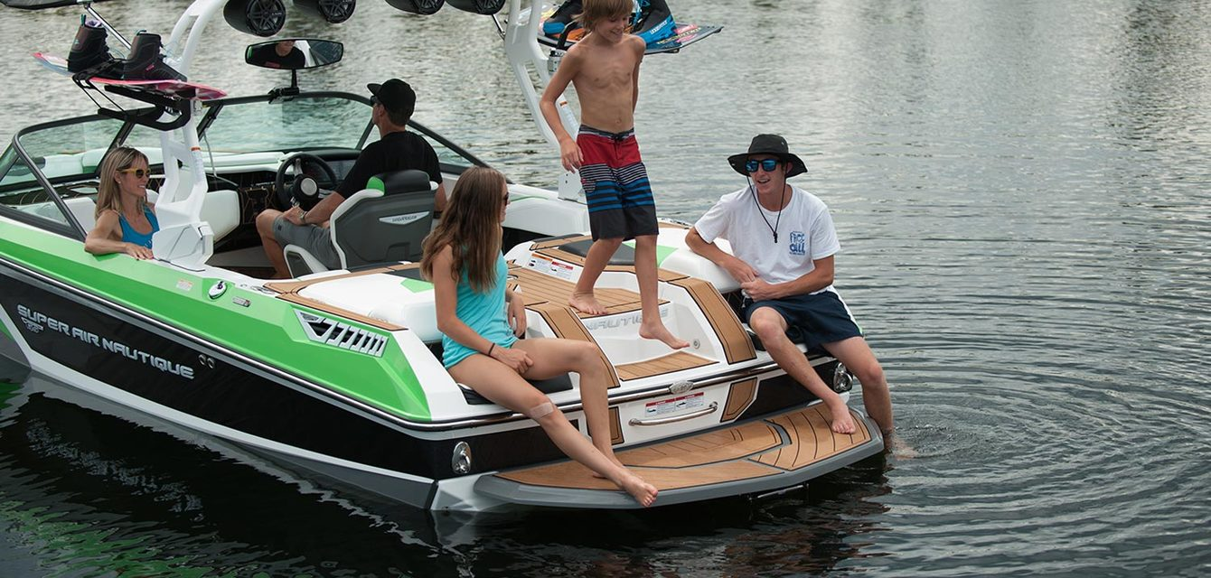 Внешний вид Nautique Super Air GS20