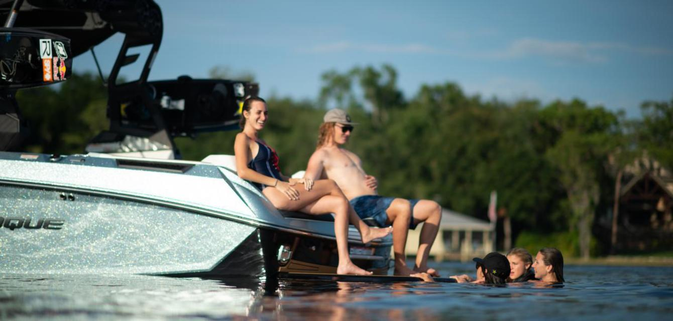 Корпус Nautique Super Air G23