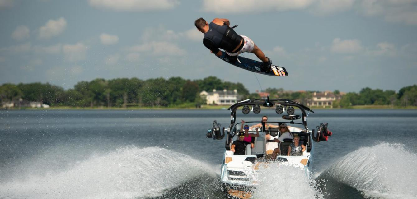 Экстерьер Nautique Super Air G23