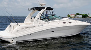 SeaRay Sundancer 340