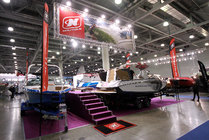 Nautique на Moscow Boat Show 2016
