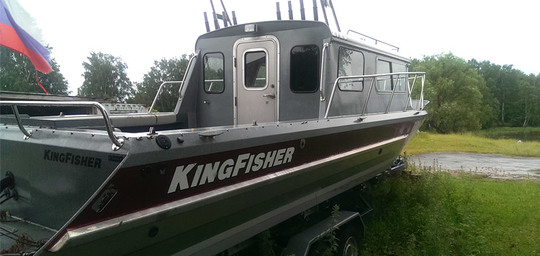 Harbercraft 2725 Kingfisher