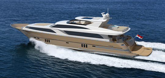 Continental III Flybridge 34.00